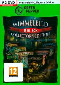PC - Green Pepper: Wimmelbild 6er Box Collector's Edition (D) Box 785300135817 Photo no. 1