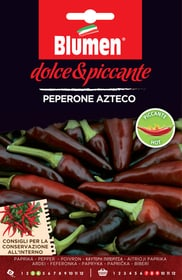 Pepe azteco Sementi di verdura Blumen 650163000000 N. figura 1