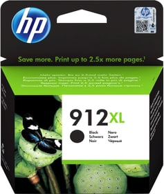 Tintenpatrone 912XL 3YL84AE schwarz Tintenpatrone HP 798258500000 Bild Nr. 1