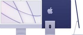 CTO iMac 24 M1 8CGPU 8GB 512GB SSD MKey MM2 purple All-in-One Apple 798790700000 N. figura 1