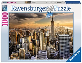 Magnifique Ville De New-York Puzzles Ravensburger 747945400000 Photo no. 1