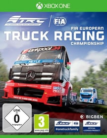 Xbox One - FIA European Truck Racing Championship D/F Box 785300144356 Photo no. 1