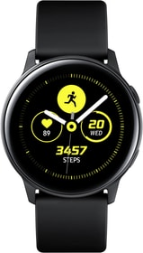 Galaxy Watch Active noir 40mm Bluetooth Smartwatch Samsung 798478800000 Photo no. 1