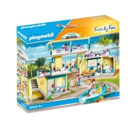 70434 PLAYMO Beach Hotel PLAYMOBIL® 748035200000 Photo no. 1