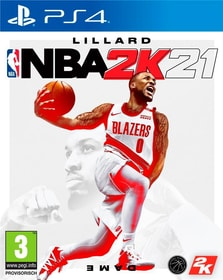 PS4 - NBA 2K21 (D) Box 785300154439 Langue Allemand Plate-forme Sony PlayStation 4 Photo no. 1