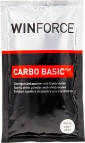 Carbo Basic Plus Sportgetränkepulver Winforce 471970503293 Geschmack Pfirsich Farbe farbig Bild-Nr. 1