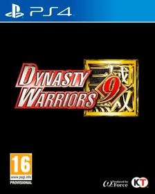 PS4 - Dynasty Warriors 9 (E/I) Box 785300131669 N. figura 1