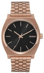 Time Teller All Rose Gold Black 37 mm Montre bracelet Nixon 785300137056 Photo no. 1