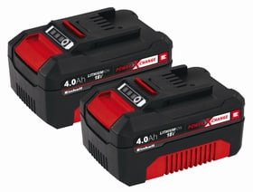 PXC-Twinpack 4.0 Ah Batterie de rechange Einhell 616096200000 Photo no. 1