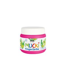 MUCKI Fingerfarbe 150ml, Pink I AM CREATIVE 666124100000 Bild Nr. 1