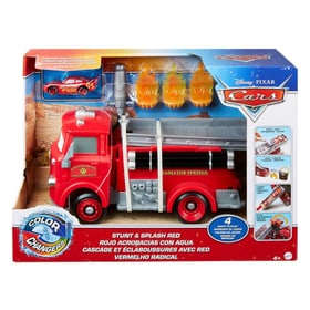 Disney Cars GPH80 Color Change Red Véhicule jouet Disney 747705100000 Photo no. 1
