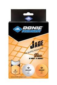 Jade Poly 40+ 12Stk. Tischtennisball Schildkröt 491643700000 Bild-Nr. 1