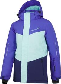 Skijacke Colorblock Skijacke Trevolution 466849712245 Grösse 122 Farbe violett Bild-Nr. 1