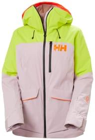 W POWCHASER LIFALOFT Skijacke Helly Hansen 462560600338 Grösse S Farbe rosa Bild-Nr. 1