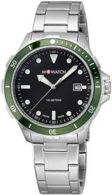 AQUA STEEL 42 WBX.45220.SW montre M+Watch 760834600000 Photo no. 1