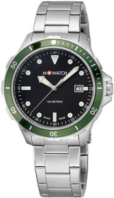 M+Watch AQUA STEEL M+Watch 760834600000 Bild Nr. 1