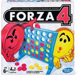 Forza 4 (I) Giochi di società Hasbro Gaming 746965190200 Lengua Italiano N. figura 1