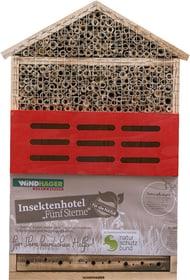 5 STAR Insektenhotel Windhager 631288900000 Bild Nr. 1