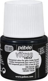 Pébéo Vitrea 160 Brillante Pebeo 663507311900 Colore Nero Inchiostro N. figura 1