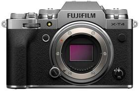 X-T4 Body argent Body Boîtier de l'appareil photo hybride FUJIFILM 785300151754 Photo no. 1