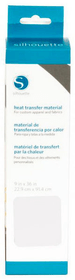 Film thermocollant 22.9 x 91.4 cm Blanc, lisse Foglio Silhouette 785300141873 N. figura 1