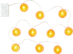 Ghirlanda luminosa LED IBIZA