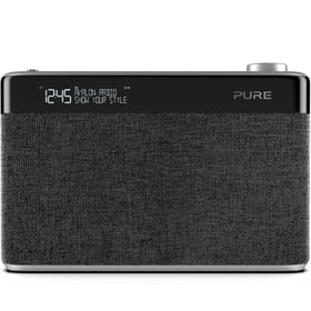 Avalon N5 - Gris foncé Radio DAB+ Pure 785300134997 Photo no. 1