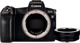 EOS R Body + Adap. EF-EOS R Import Systemkamera Kit Canon 785300146518 Bild Nr. 1