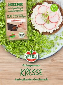 Bio Keimsprossen Kresse Sprossen & Keimlinge Sperli 650151100000 Bild Nr. 1