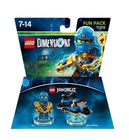 "LEGO Dimensions Fun Pack LEGO Ninjago ""Jay"""