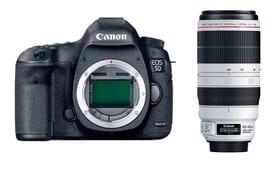EOS 5D Mark IV + EF 100-400mm L Kit fotocamera reflex Canon 785300126141 N. figura 1