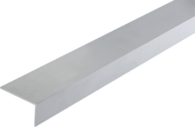 Winkel-Profil ungleichschenklig 23.5 x 43.5 mm blank 1 m alfer 605010300000 Bild Nr. 1