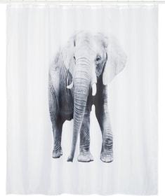 JANIK Tenda da doccia 453152753411 Colore Bianco Dimensioni L: 180.0 cm x A: 180.0 cm N. figura 1