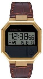 Re-Run Leather Brown Croc 38 mm Orologio da polso Nixon 785300137039 N. figura 1