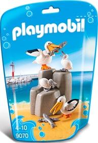 Playmobil Family Fun Pelikanfamilie 9070