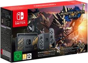 Switch Monster Hunter Rise Edition Konsole Nintendo 785447200000 Bild Nr. 1