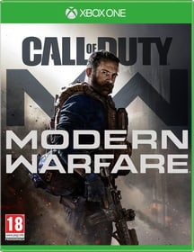 Xbox One - Call of Duty: Modern Warfare  F Box 785300144856 Langue Français Plate-forme Microsoft Xbox One Photo no. 1