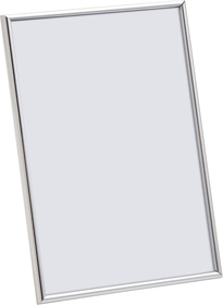CROSS Cornice per quadri 430918300080 Colore Argento Dimensioni L: 13.6 cm x P: 1.2 cm x A: 18.6 cm N. figura 1