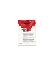 KREUL Paper Postcard 20 Blatt 300 g/m² DIN A6 C.Kreul 667181100000 Bild Nr. 1