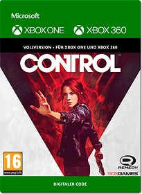 Xbox One - CONTROL Download (ESD) 785300147319 N. figura 1