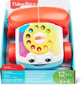 Plappertelefon Lernspiel Fisher-Price 747307700000 Bild Nr. 1