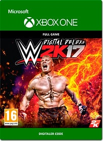 Xbox One - WWE 2K17 Digital Deluxe Download (ESD) 785300137345 N. figura 1