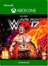 Xbox One - WWE 2K17 Digital Deluxe Download (ESD) 785300137345 Bild Nr. 1