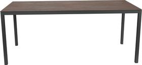 LOCARNO, 160 cm, struttura antracite, piano Ceramica Tavolo 753193016035 Taglio L: 160.0 cm x L: 80.0 cm x A: 74.0 cm Colore Oxido Flame N. figura 1