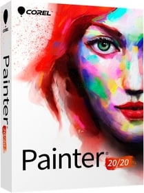 Corel Painter 2020 Upgrade Physique (Box) 785300147622 Photo no. 1