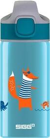 Alu Miracle Fox Kinder-Aluminiumflasche Sigg 464655700041 Grösse Einheitsgrösse Farbe Hellblau Bild-Nr. 1