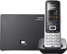 S850A GO schwarz / silber Telefono VoIP Gigaset 794058600000 N. figura 1
