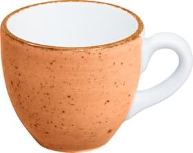 VINTAGE Tazza da espresso 440289300879 Colore Terra Dimensioni L: 8.0 cm x P: 6.0 cm x A: 6.0 cm N. figura 1