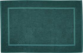 NATURAL FEELING Tapis en tissu éponge 450873121563 Couleur vert foncé Dimensions L: 50.0 cm x H: 80.0 cm Photo no. 1