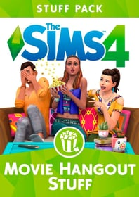 Xbox One - Sims 4: Movie Hangout Stuff Download (ESD) 785300141678 N. figura 1